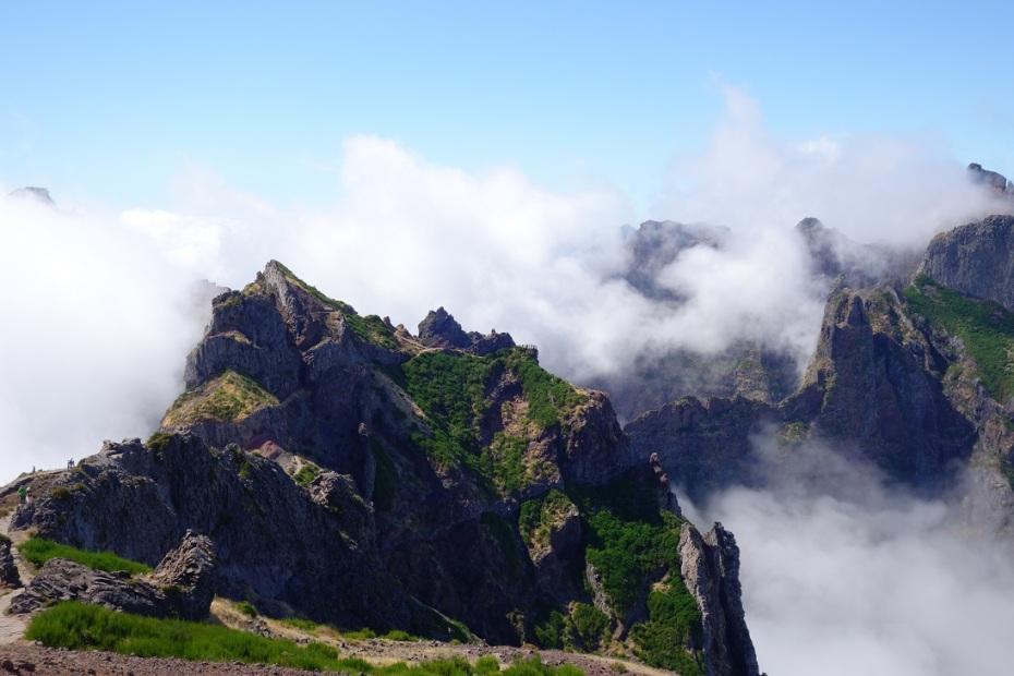Pico do areeiro - Madeira