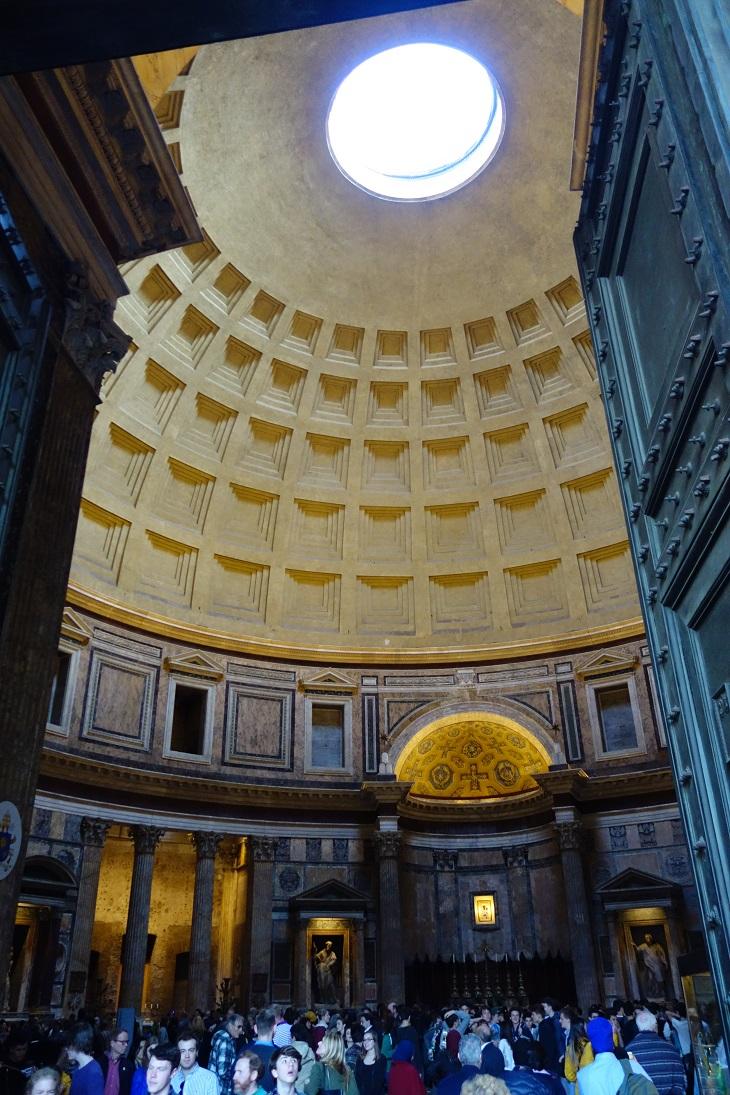 Panteon-Roma-Italia