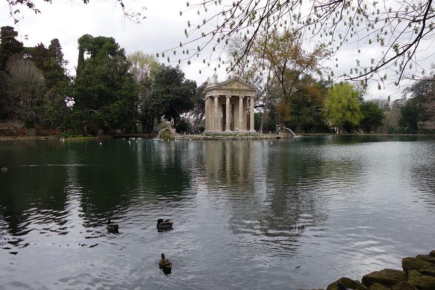 parc-Villa-Borghese