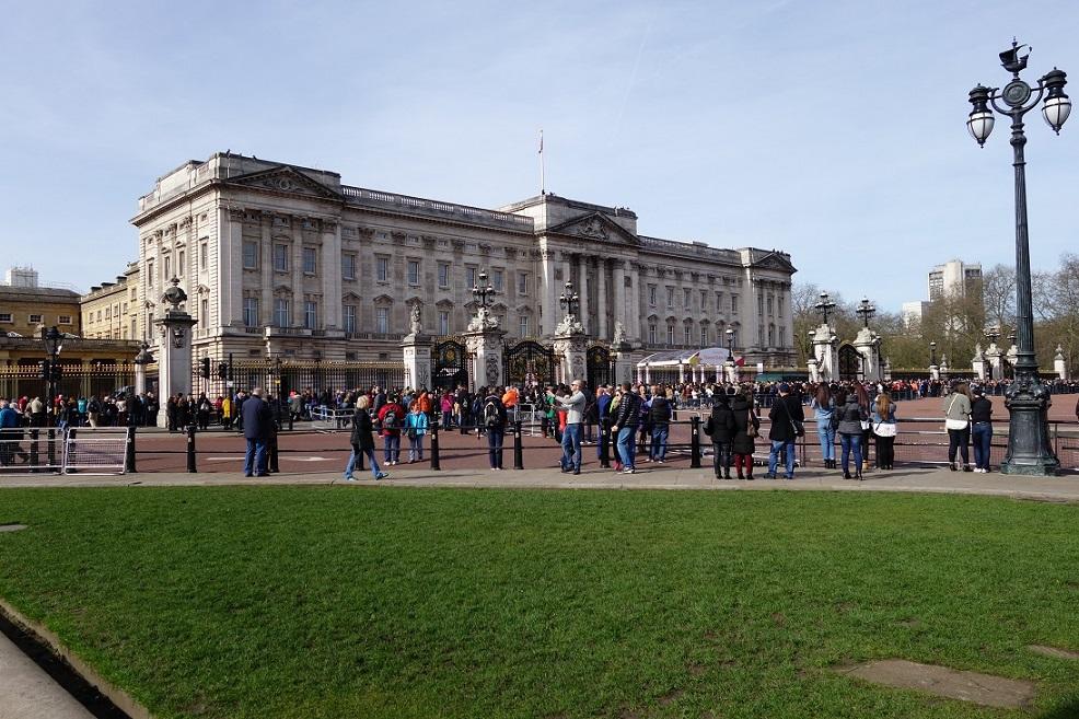 Palatul Buckingham - Londra