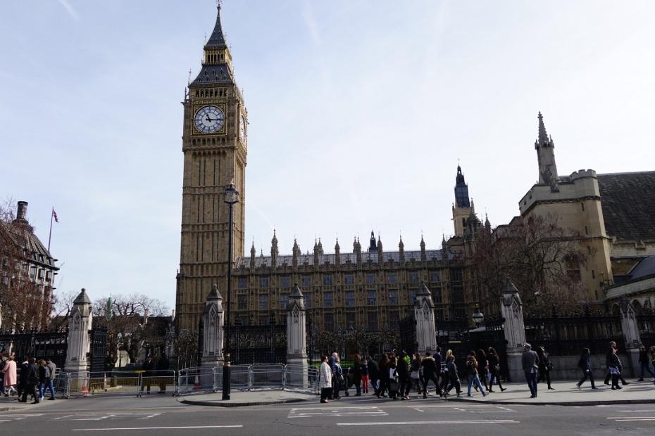 Palatul Westminster- Londra
