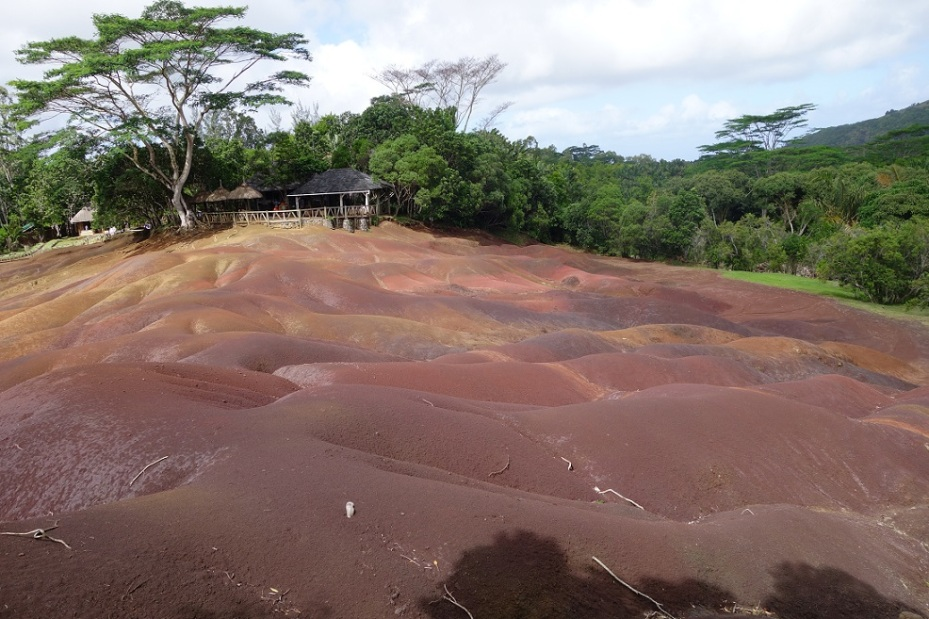Pamantul cu 7 culori Mauritius
