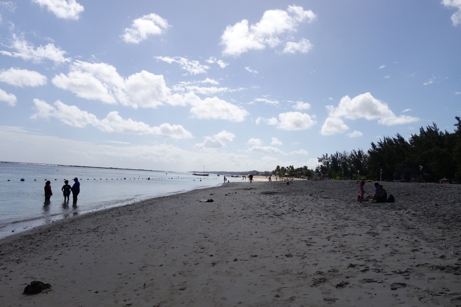 plaja mauritius