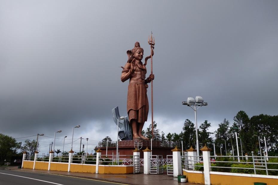 Statuie Shiva Mauritius