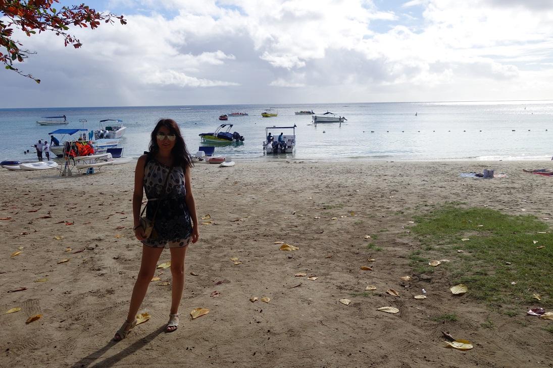 Troux-aux-Biches plaja Mauritius