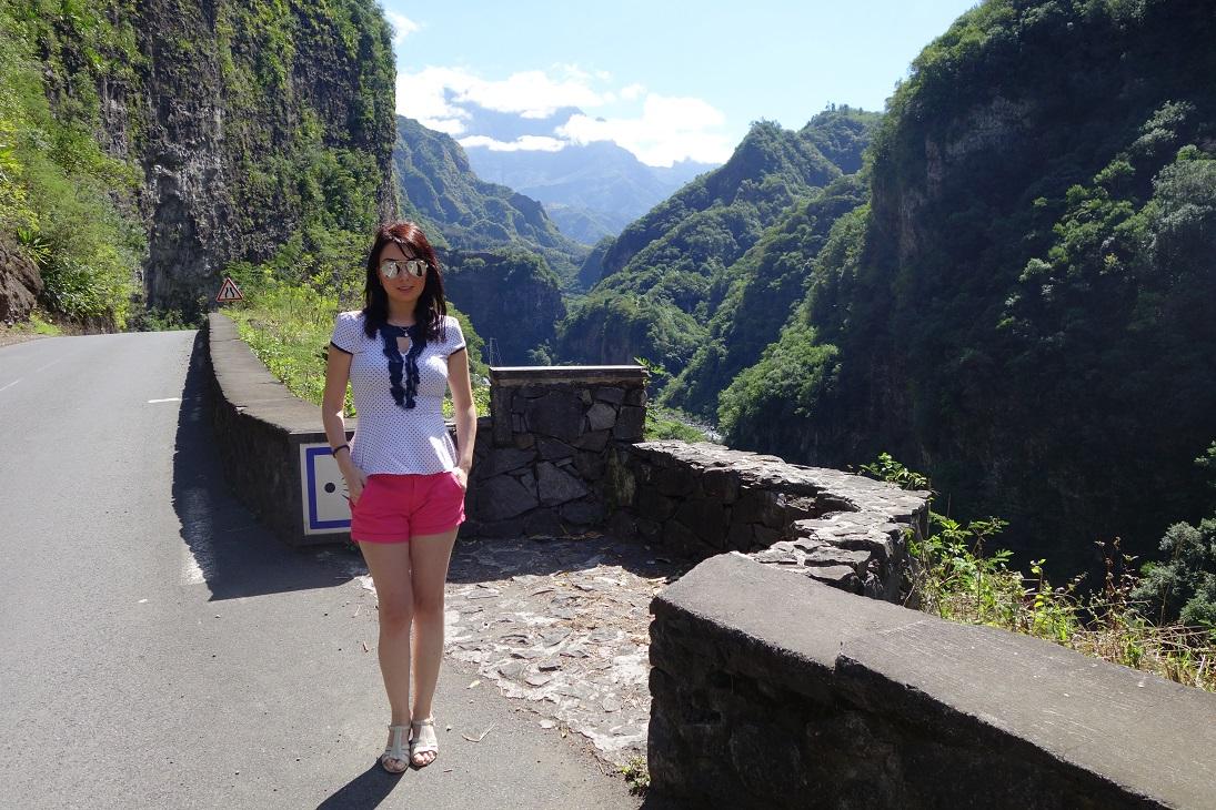 ruta Cilaos-Reunion