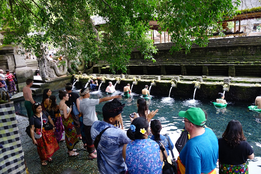 Tirta Emplu- Bali