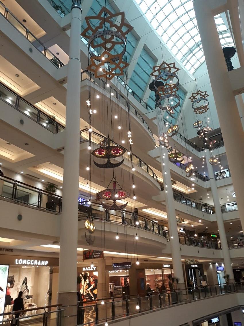 mall Petronas Kuala Lumpur