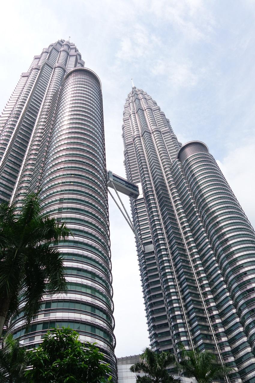 Turnurile Gemene Petronas - Kuala Lumpur