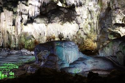 la Grotte des Merveilles - Ha Long - Vietnam