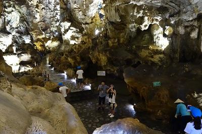 la Grotte des Merveilles - Ha Long
