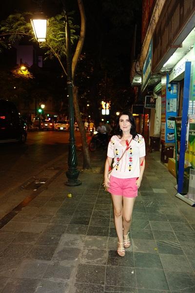 Loredana Patrutiu Baltes - Vietnam