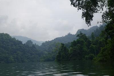Vietnam -Ba Be Lake