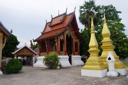 Wat Xieng Thong-Laos